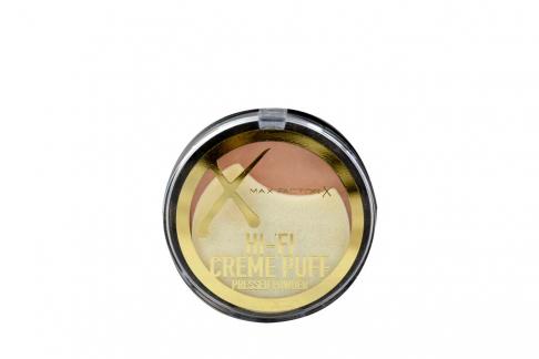 Polvo Compacto Creme Puff Deluxe Max Factor Estuche Con 1 Unidad - Tono  Ivory Rose
