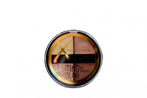 Sombra De Ojos Lasting Color Mf Rose Empaque Con 1 Unidad - Tono Rosewood