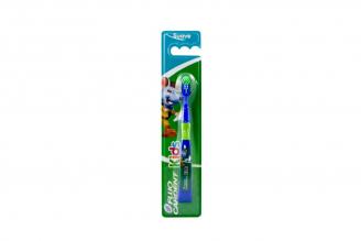 Cepillo Dental Fluocardent Kids Ratón Empaque Con 1 Unidad