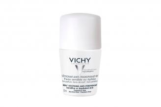 Desodorante Roll-on Vichy Para Piel Sensible 48 H En Frasco Por 50 mL