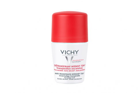 Desodorante Vichy Stress Resist 72 H Frasco Con 50 mL