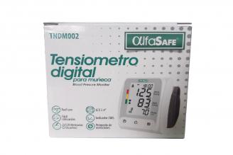 Tensiometro Digital Muñeca Alfa Unidad