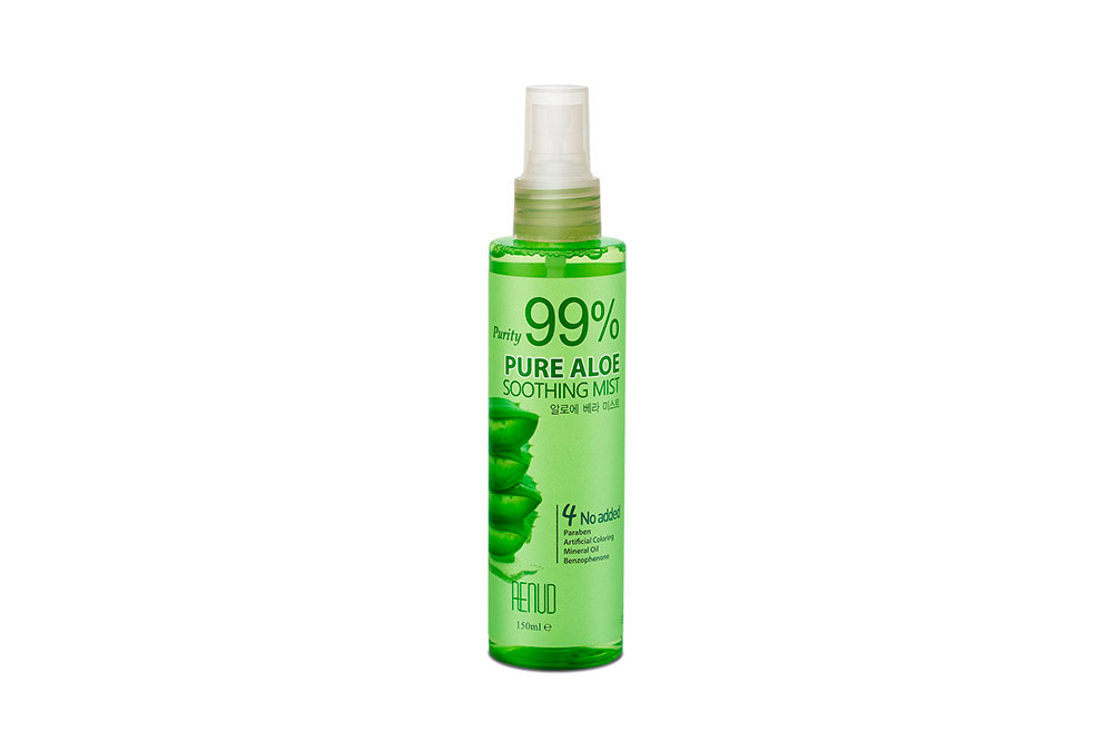 Renud Pure Aloe Soothing Mist Frasco Con 150 mL