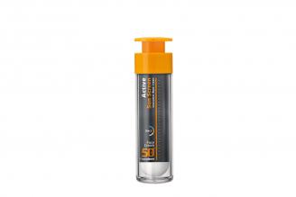 Protector Solar Frezyderm Active Sun Screen Face Fluid SPF 50+ Caja Con Tubo Con 50 mL