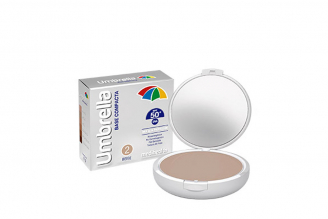 Base Compacta Umbrella Spf 50 Caja Con Estuche Con 11 g – Tono Beige 2