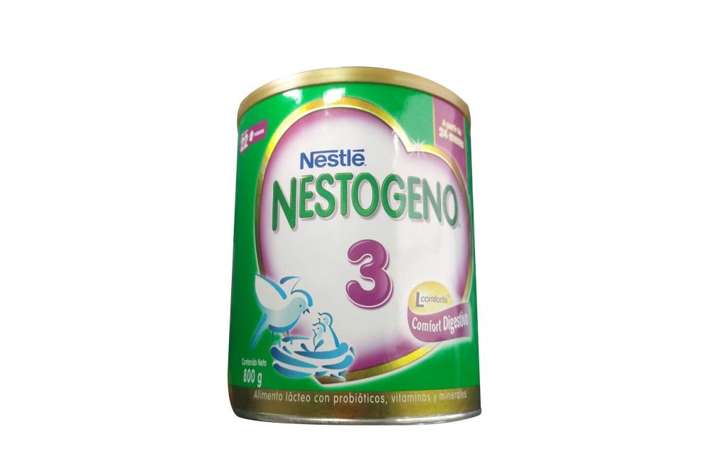 Nestogeno 3 Kids Tarro Con 800 g