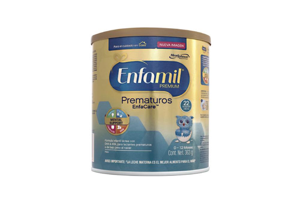 Enfamil Premium Prematuros EnfaCare Tarro Con 363 g