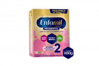 Enfamil Premium 2 Promental Caja Con 1650 g