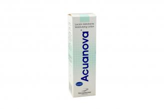 Acuanova Loción Hidratante Caja Con Frasco Con 220 mL