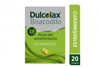 Dulcolax 5 mg Caja Con 20 Grageas