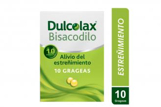 Dulcolax 5 mg En 1 Caja Con 10 Grageas