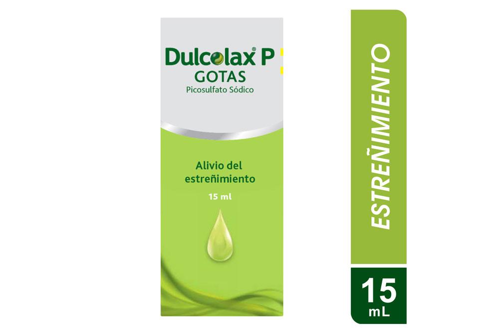 Dulcolax P Gotas Caja Con Frasco Con 15 mL