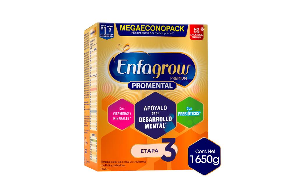 Enfagrow Premium Etapa 3 Caja Con 3 Bolsas De 550 g C/U