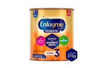 Enfagrow Premium Etapa 3 Sabor Vainilla Tarro Con 375 g