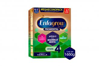 Enfagrow Premium Etapa 4 Caja Con 3 Bolsas De 550 g C/U