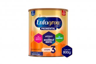 Enfagrow Premium Etapa 3 Sabor Vainilla Tarro Con 800 g