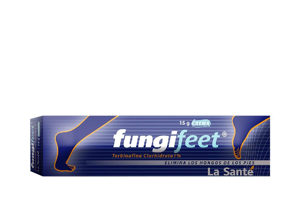 Fungifeet Crema Tópica 1% Caja Con Tubo Con 15 g