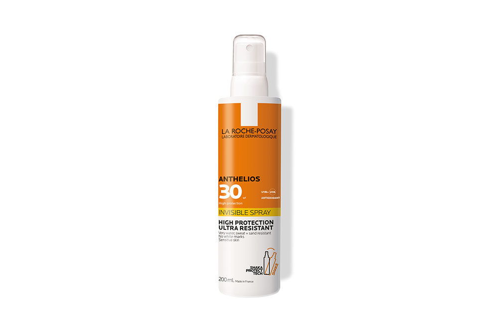 Anthelios Invisible La Roche Posay Spf 50 Spray Con 200 mL