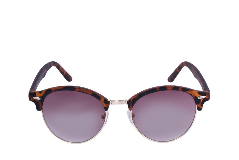 Gafas De Sol Sunbox Platinum M2 Policarbonato Color Carey Empaque Con 1 Unidad