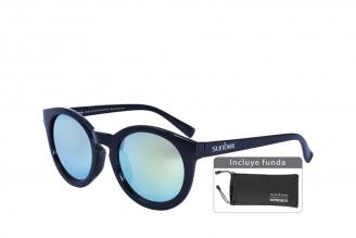Gafas De Sol Sunbox Style F1 Color Negro Empaque Con 1 Unidad