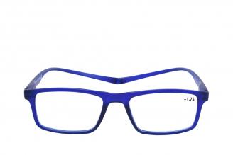 Gafas De Lectura Pregraduadas Zoom To Go Magnetic +1.75 Color Azul Empaque Con 1 Unidad