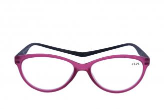 Gafas De Lectura Pregraduadas Zoom To Go Magnetic +1.75 Color Purpura Empaque Con 1 Unidad
