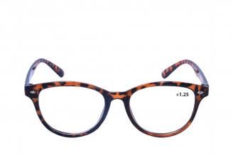 Gafas De Lectura Pregraduadas Zoom To Go Econo +1.25 Color Carey Empaque Con 1 Unidad