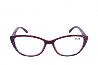 Gafas De Lectura Pregraduadas Zoom To Go Colors +1.75 Color Rojo Empaque Con 1 Unidad