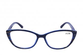 Gafas De Lectura Pregraduadas Zoom To Go Colors +1.75 Color Azul Empaque Con 1 Unidad