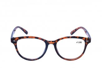 Gafas De Lectura Pregraduadas Zoom To Go Econo +1.00 Color Carey Empaque Con 1 Unidad