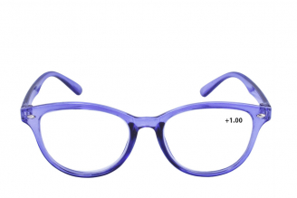 Gafas De Lectura Pregraduadas Zoom To Go Econo +1.00 Color Azul Empaque Con 1 Unidad