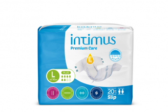 Pañal Intimus Premium Care Plus Talla L Empaque Con 20 Unidades