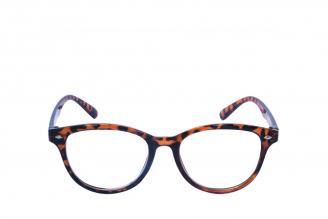 Gafas De Lectura Pregraduadas Zoom To Go Econo +1.50 Color Carey Empaque Con 1 Unidad