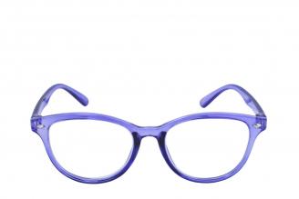 Gafas De Lectura Pregraduadas Zoom To Go Econo +1.50 Color Azul Empaque Con 1 Unidad