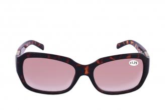 Gafas De Lectura Pregraduadas Zoom To Go Filtro UV +1.75 Color Carey Empaque Con 1 Unidad