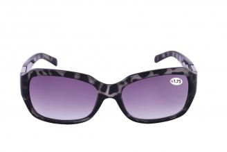 Gafas De Lectura Pregraduadas Zoom To Go Filtro UV +1.75 Color Gris Empaque Con 1 Unidad