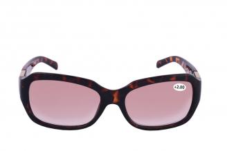 Gafas De Lectura Pregraduadas Zoom To Go Filtro UV +2.00 Color Carey Empaque Con 1 Unidad