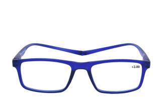 Gafas De Lectura Pregraduadas Zoom To Go Magnetic +2.00 Color Azul Empaque Con 1 Unidad