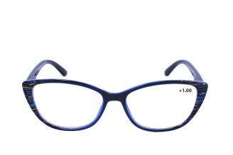 Gafas De Lectura Pregraduadas Zoom To Go Colors +1.00 Color Azul Empaque Con 1 Unidad