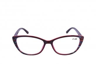 Gafas De Lectura Pregraduadas Zoom To Go Colors +1.25 Color Rojo Empaque Con 1 Unidad