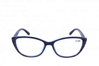 Gafas De Lectura Pregraduadas Zoom To Go Colors +1.25 Color Azul Empaque Con 1 Unidad