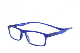 Gafas De Lectura Pregraduadas Zoom To Go Magnetic +2.50 Color Azul Empaque Con 1 Unidad