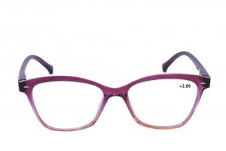 Gafas De Lectura Pregraduadas Zoom To Go Colors +2.00 Color Rojo Empaque Con 1 Unidad