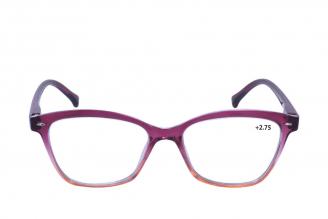 Gafas De Lectura Pregraduadas Zoom To Go Colors +2.75 Color Rojo Empaque Con 1 Unidad
