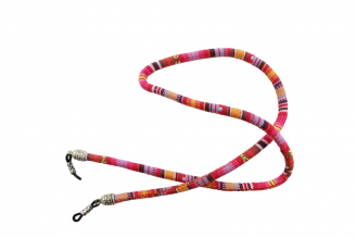Cordón Para Gafas Zoom To Go Color Rosado Empaque Con 1 Unidad