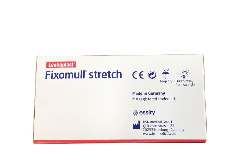 Gasa Fixomull Stretch 10 cm x 2 m Caja Con 1 Unidad