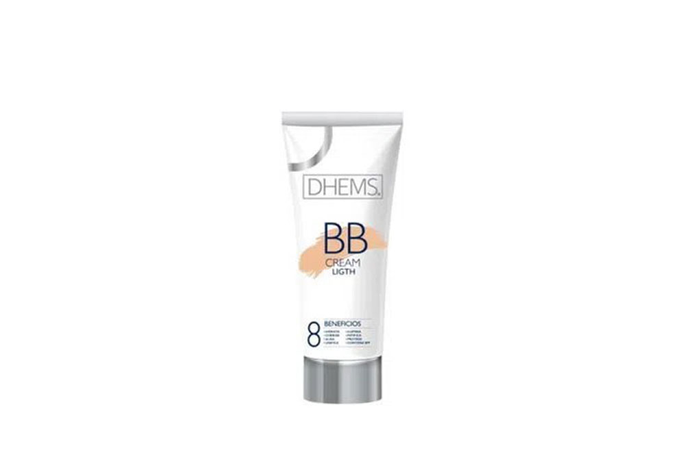 Dhems BB Cream Light Tubo Con 30 mL