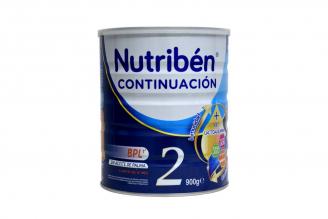 Nutribén Continuación Etapa 2 Tarro Con 900 g
