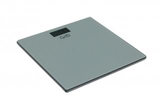 Balanza Digital de Peso Corporal GMD Color Gris Empaque Con 1 Unidad