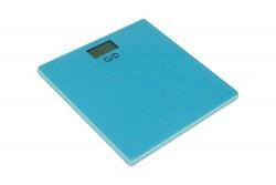 Balanza Digital de Peso Corporal GMD Color Azul Empaque Con 1 Unidad
